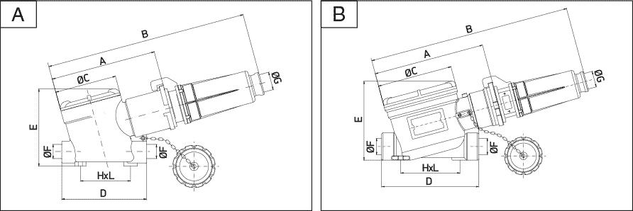 Взрывозащищенные разъемы из алюминиевого сплава с номиналом 16А-25А, 32А и 63А серии CPSC–FSQC