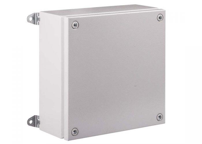 Клеммные коробки серии КНВ-У из низкоуглеродистой стали