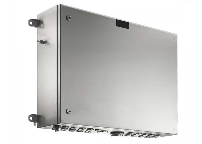Клеммные коробки серии КНВ-Н из нержавеющей стали AISI316L