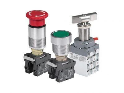 Компоненты управления и сигнализации Ex d IICU серии ЭПД для корпусов УНВ(В) и УНВ(С)