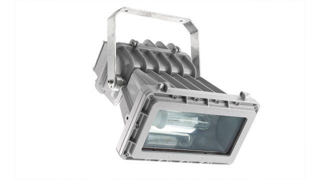Высокомощные прожекторы заливающего света серии SFDDE под газоразрядные лампы ДНаТ, МГЛ и ДРЛ