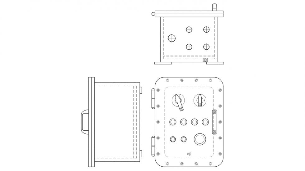 Щиты для систем освещения УНВ-Н(В)-ЩО