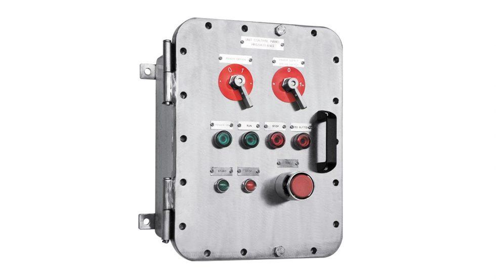 Щиты для систем управления и сигнализации УНВ-Н(В)-ЩУ