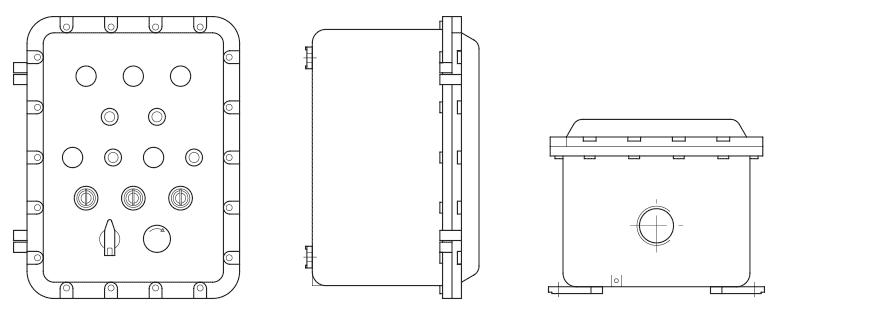 Щиты для систем освещения УНВ(В)-ЩО