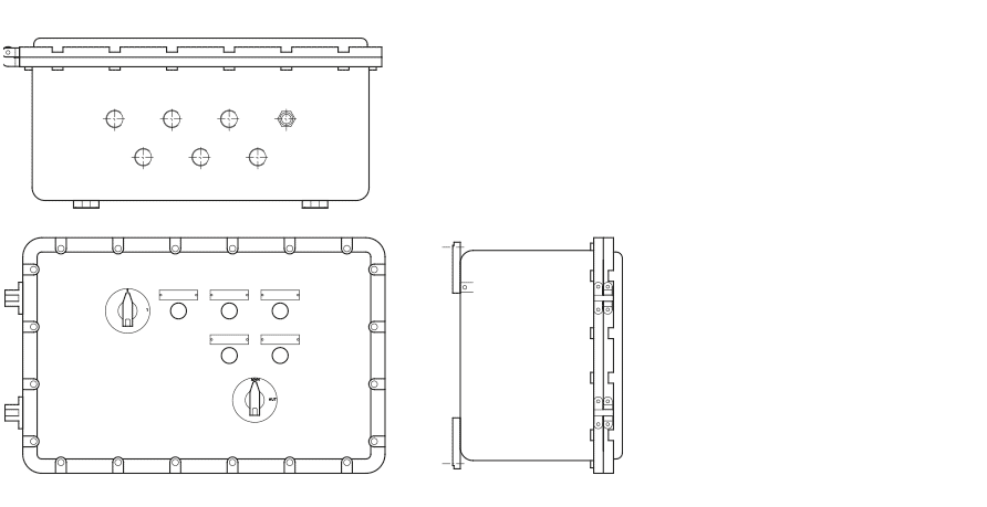 Щиты для систем управления и сигнализации УНВ(В)-ЩУ