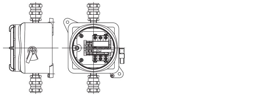Автоматические выключатели УНВ(С)-ВА с резьбовым соединением